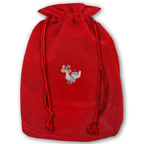 VAbBUQBWUQ Plug-in-Wordpress-Newsletter-email-Computer-softwa Santa Clause Bags Drawstring Bag Candy Bag for Children Holiday Wrapping Goodie Bags Party Favors