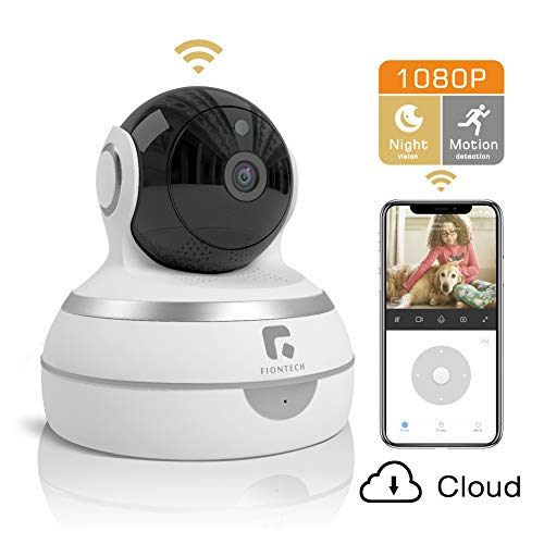 Best Buy! Soudio Wireless IP 1080P Home Security Camera Baby Pet Monitor with Camera Pan/Tilt Survei...