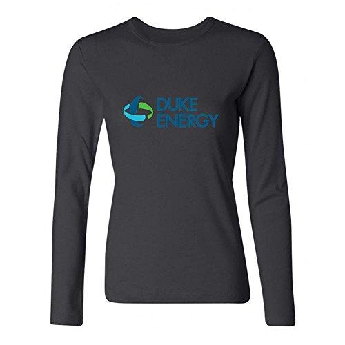 chengxingda-womens-duke-energy-logo-long-sleeve-t-shirt-size-l