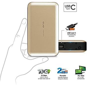 Amazon.com: Vantec 2.5-Inch SATA 6Gb/s to USB 3.0 HDD/SSD ...