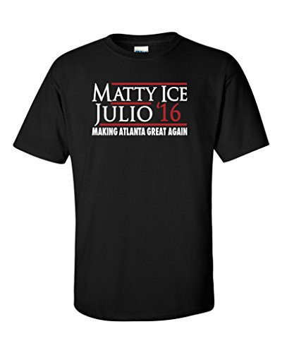 Atlanta  Matty Ice Julio 2016  T Shirt