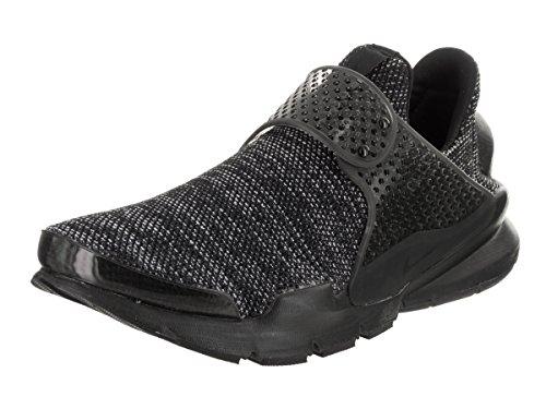 8a069c7d767 Galleon - NIKE Men s Sock Dart Br Black Black Black Running Shoe 11 Men US