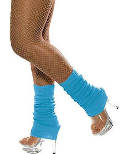 Flashdance Costume Accessories (80S Leg Warmers Legwarmers 1980S Flashdance Style 80S)
