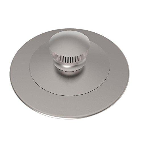 (Brasstech 270/20 Lift & Turn Bath Plug Stainless Steel (Pvd))