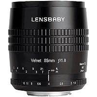 Lensbaby Velvet 85 for Canon EF