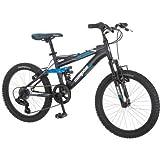 20'' Mongoose Ledge 2.1 Boys' Mountain Bike