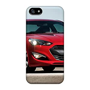 Hot Style EcU32828FnEv Protective Cases Covers For Iphone5/5s(hyundai Genesis Coupe 2013)