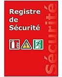 Registre de sécurité incendie pour ERP format A4