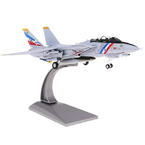 B Blesiya 1/100 F-14 Tomcat Fighter Aviation Model for sale  Delivered anywhere in Canada