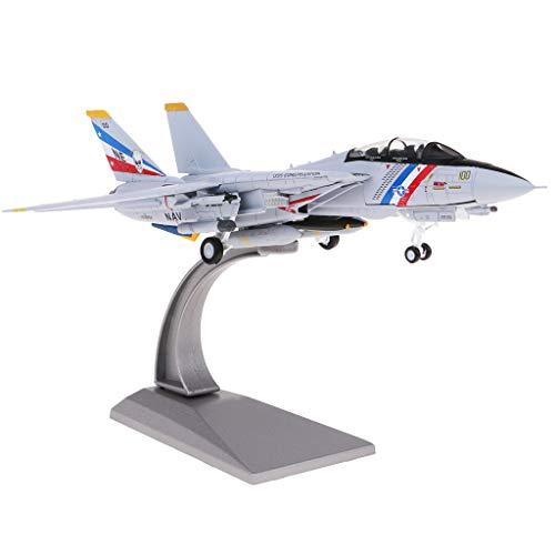 [해외]Fenteer 1100 Alloy F-14 Tomcat Fighter American Military Plane Aeroplane Collection / Fenteer 1100 Alloy F-14 Tomcat Fighter American Military Plane Aeroplane Collection