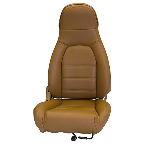 at Cover Kit for 1990-1996 Standard Seats, Tan (Saddle) Simulated Leather (Mazda Miata Interior)