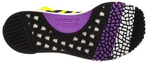 Racer Derby Hombre de para Cordones NMD Adidas Multicolor Syello PK Cblack Shopur Zapatos Yellow Yxqp5Bw4
