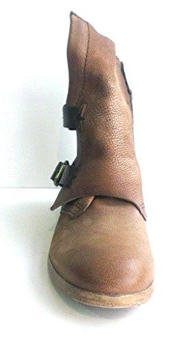Mjus Stiefelette, Größe 42, Antikleder canapa-noce, 884210-0301-0001