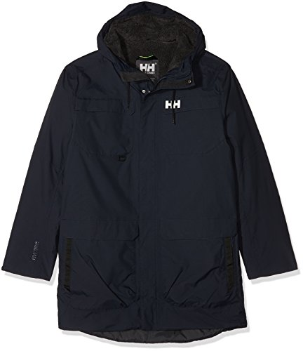 Helly Hansen Galway Parka, Navy, Large by Helly Hansen (Image #1)