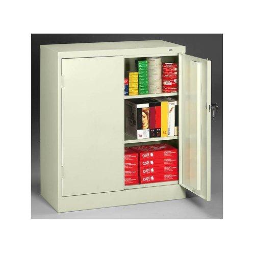 Tennsco 2442 Deluxe Extra Deep Counter High Cabinet