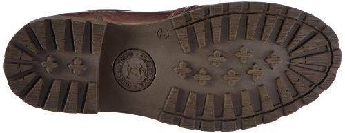 Panama Jack Panama 02 C140 - Brogue de cuero hombre marrón - Braun (Cuero / Bark)