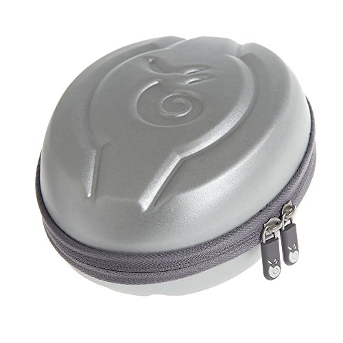 Hermithsell Hard EVA Travel Case Fits Beats Solo2 Solo3 Wireless On-Ear Headphone - Silver
