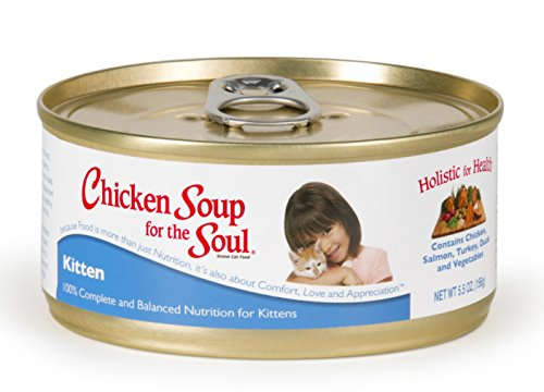 Chicken Soup for the Kitten Lover's Soul Canned Food, Chicke