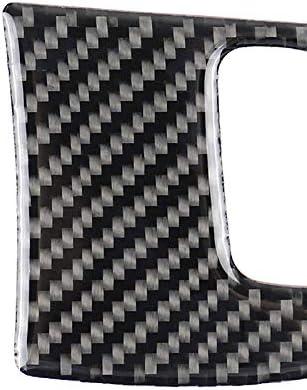 Pouybie Car Sticker 3d Kohlefaser Schlüssellochplatte Gehäuseabdeckung Für Audi A4 B8 A5 8t S5 Auto