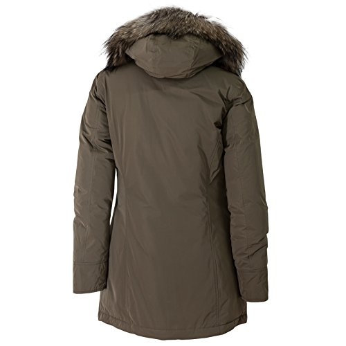 Donna Alpha Woolrich Toupe Parka Wwcps2604 68Yq7wP