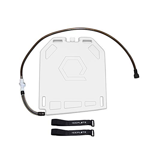 Qore Performance IcePlate (Desert - Extended Hose - Black Straps)