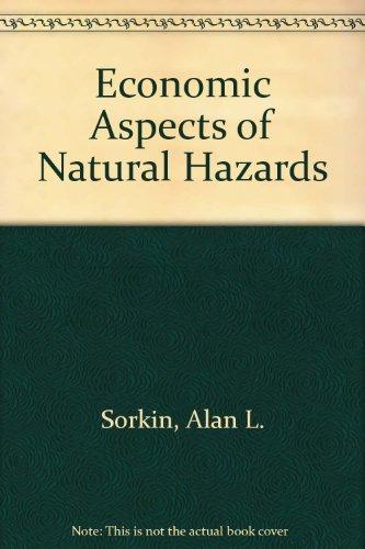 Economic Aspects of Natural Hazards