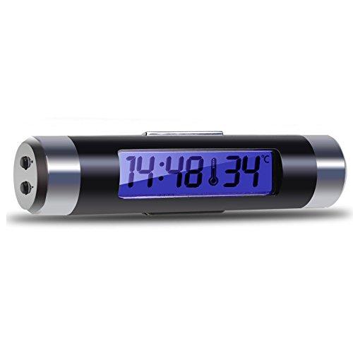 backlight car clock - 5