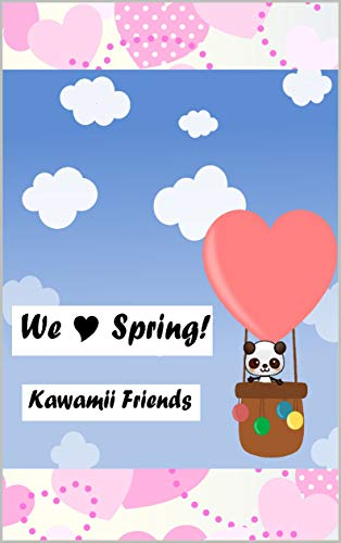 We Love Spring Un Livre D Images Anglais Pour Enfants