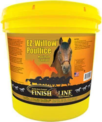 Finish Line 129093 Ez Willow Poultice, 23 lb