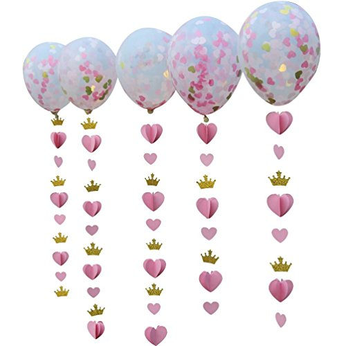 mybbshower-gold-pink-heart-confetti-balloon-with-3d-crown-garlands-for-birthday-party-decoration-tot