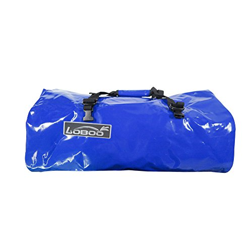 Loboo Waterproof Bag Expedition Dry Duffel Bag Motorcycle Luggage For Travel ,Sports, Cycling,Hiking,Camping (90l, - Expedition Bag Dry Duffel