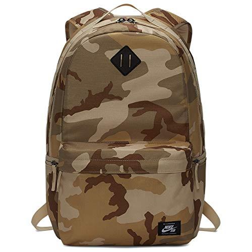 (Nike SB Icon AOP D Camo Backpack Desert Camo)