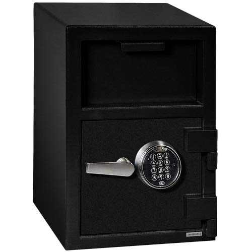 CD-01 Front Loading Depository - Front Safe Loading Depository Small