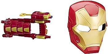 Marvel Captain America: Civil War Slide Blast Armor & Mask