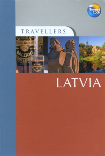 Travellers Latvia, 2nd: Guides to destinations worldwide (Travellers - Thomas Cook) Paperback – April 1, 2008 Robin McKelvie Jenny McKelvie Thomas Cook Publishing 1841578967