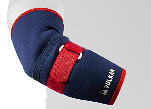 Vulkan Tennis Elbow Strap - Vulkan Classic Tennis Elbow With Strap Large