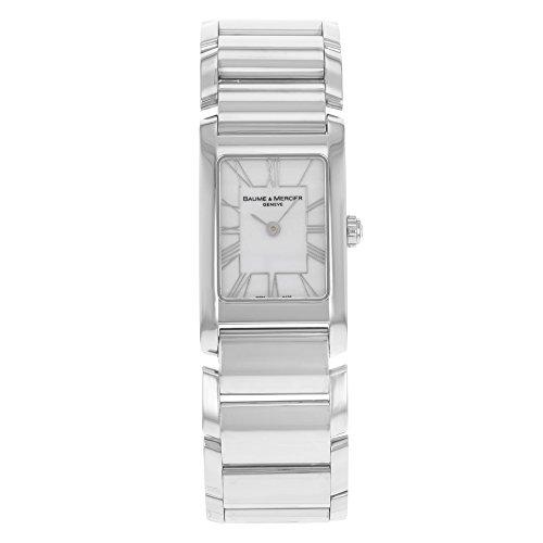 Baume & Mercier Stainless Steel Hampton Manchette Ladies Watch