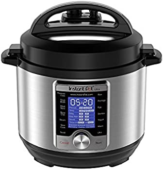 Instant Pot Ultra 3-Qt 10-in-1 Multi- Use Programmable Cooker