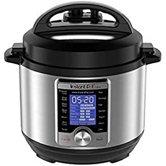 Instant Pot Ultra 3 Qt 10-in-1 Multi Programmable Pressure Cooker