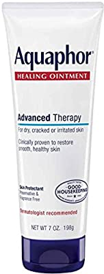 Aquaphor Healing Ointment Advanced Therapy Skin Protectant 7 oz