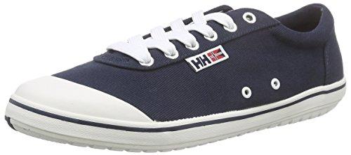 Helly Hansen Salt Lo 2, Scarpe da Ginnastica Uomo Blu (Blau (597 Navy / White / Red))
