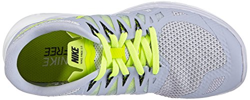 Grau Pure Platinum Zapatillas mujer 0 Volt Titanium 5 Nike Free 505 para Gris v0pOAw