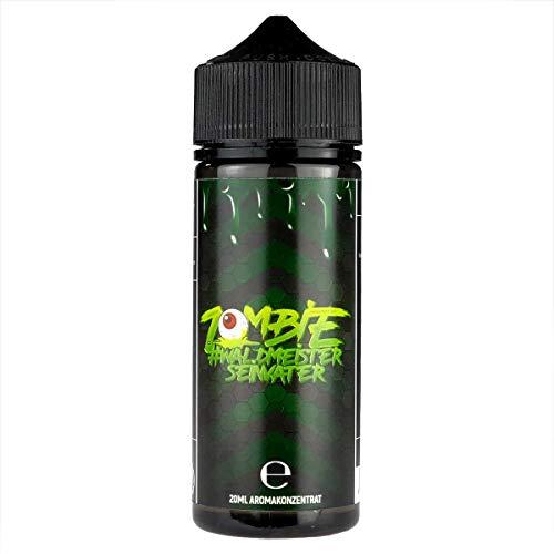 Vape Customs Aromakonzentrat Zombie Juice – Waldmeisterseinvater, zum Mischen mit Basisliquid für e-Liquid, 0.0 mg…