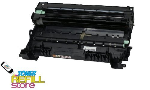 Toner Refill Store ™ Drum Unit for Brother DR720 DR-720 DCP-8150DN DCP-8155DN MFC-8710DW MFC-8810DW MFC-8910DW HL-5450DN HL-6180DWT ()