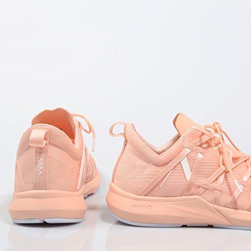 Zapatilla Mujer Soft Peach VELCALITE ARKK White qqdwYrW