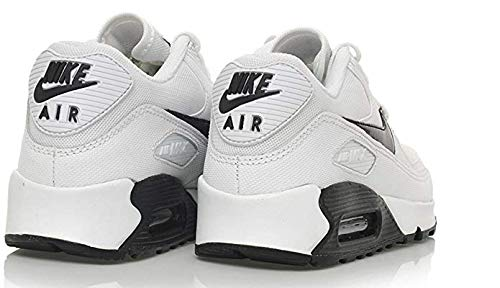 low priced e1b93 bf97c Nike WMNS Air Max 90 Essential 616730-110 Women s Shoes (7) White