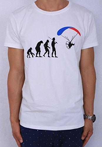 Gadek paramotor Paraglider Powered Paragliding Leisure T-Shirts from Gadek