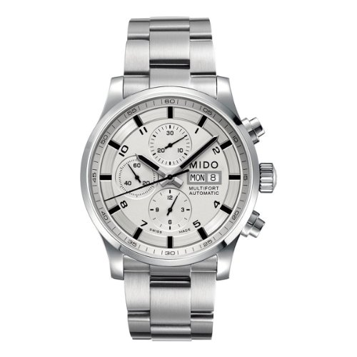 Mido Multifort Chronograph Watch M005.614.11.037.01