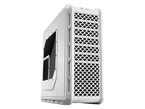 Cougar ATX/mATX Full Tower Case, White EVOLUTION-W by Cougar gaming