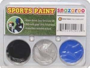 Snazaroo Panthers Color Pack Face Makeup Paint Kit